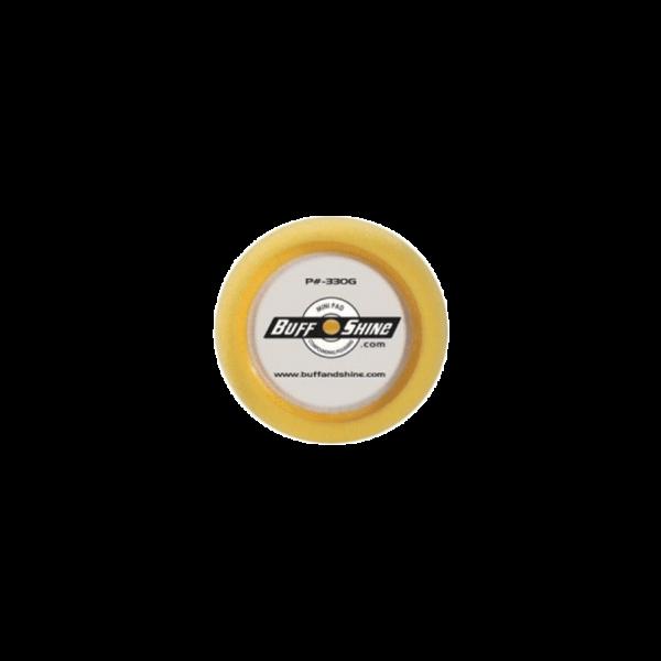 BnS 3 Inch Yellow Polishing Pad