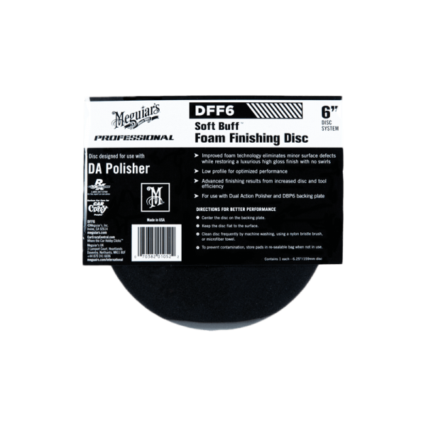Meguiar 6 Inch finishing disc