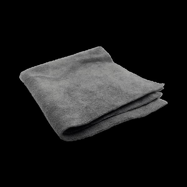 Short Nap Grey Microfiber
