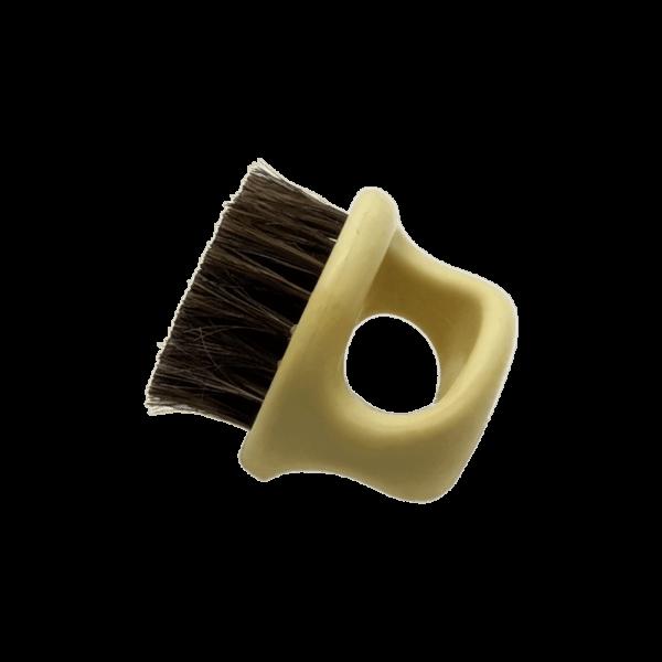 mini Horse Hair Brush